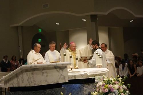 St. Anne's Dedication