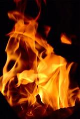 My element, fire / Mi elemento, fuego