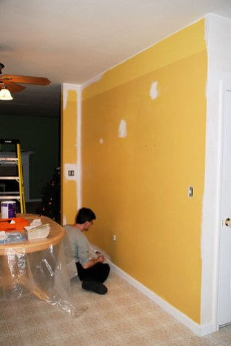 Good Bye Mustard Yellow