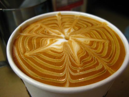 Latte Art by Rebekka