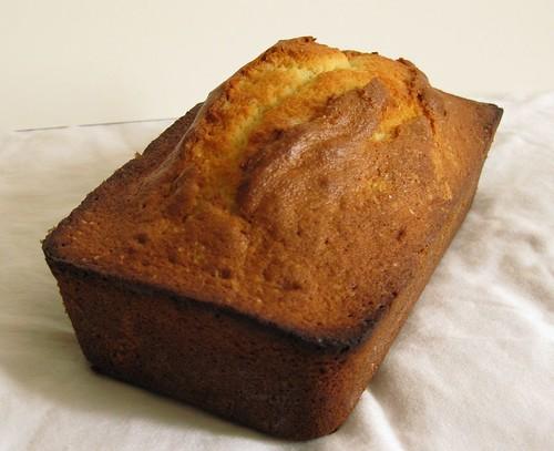 Beranbaum Pound Cake