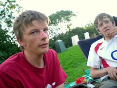 Richard & Sam