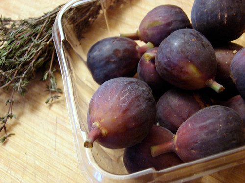 figs and thyme