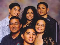 Manibusan-Punzalan Family, 2007