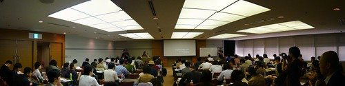 Panoramaic WordCamp Kyoto 2009