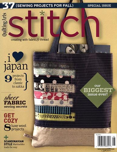 Stitch mag