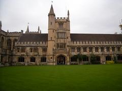 Magdalen College  8