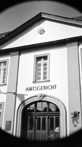 World Pinhole Day 2011 - Amtsgericht, Weilburg