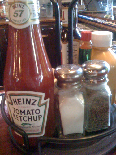 Heinz 57 - Taken With An iPhone