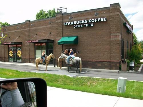 Prineville Starbucks