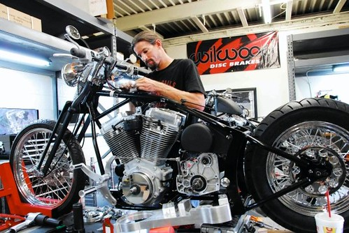 2009 Sturgis - Wiring the Model 1S