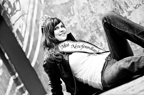 Sara Green, Miss Newfoundland & Labrador 2009-2010