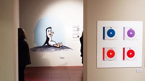 Humor gráfico de Liniers y diseño gráfico