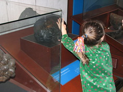 Samantha and a Meteorite
