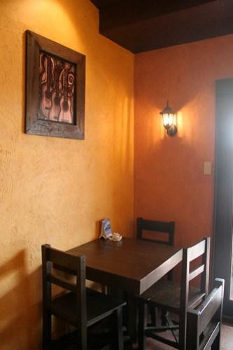 Inside Jalapeno (2nd floor)