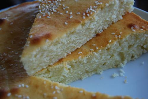 Quesadilla cake