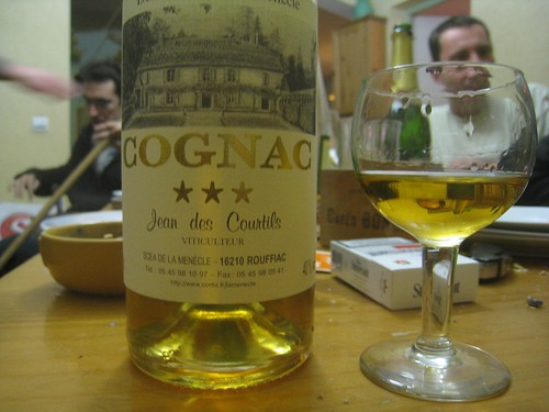 French cognac