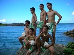 Natibu's Uritao dancers