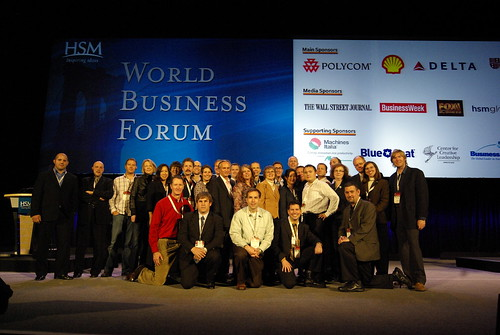 World Business Forum Bloggers