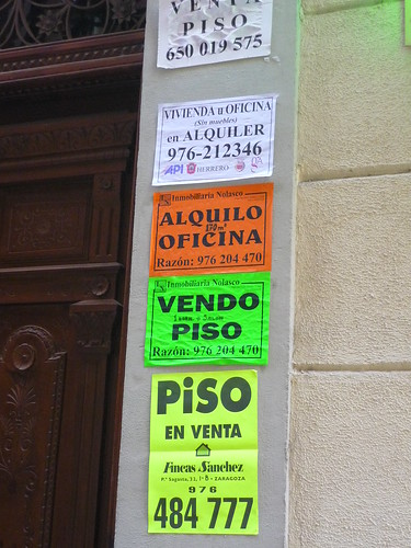 Apartments for sale in Zaragoza