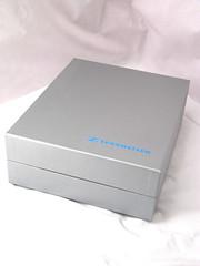 Coffret du Sennheiser HD650