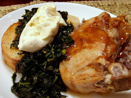 Dinner:  October 8, 2009