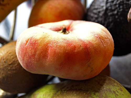 Is it a fig, or is it a peach...or is it something else instead?