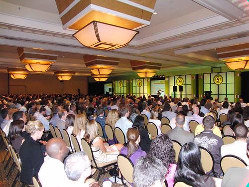 CJU Crowd during Jackie Kuba Keynote