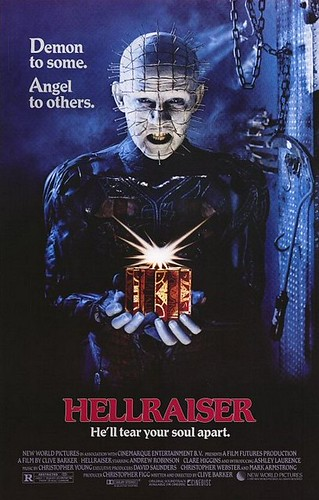 hellraiser by you.
