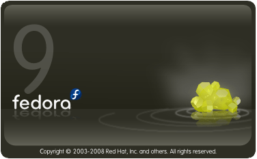 The Fedora 9 alias Sulphur (maintained by RedHat inc.)