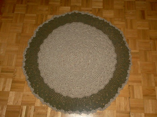 Tweed Shells Rug
