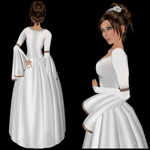 Madison's Medieval Gown2