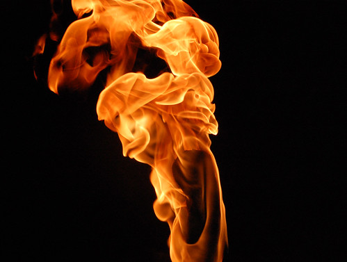 Burning Humility