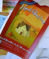 Berkshire Botanical Garden Harvest Festival (October 3-4th, 2009)
