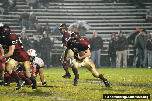 GHS Football vs Salem Pics From David Cox