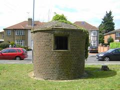 Cranford Overnight Prison Cell