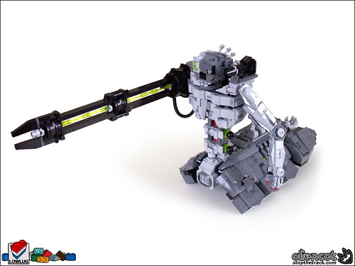 LEGO Necron Heavy Destroyer