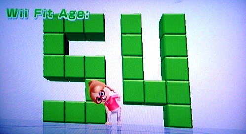 Wii Fit Age_27 March 2009
