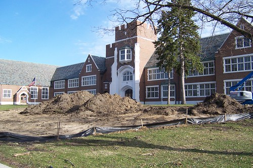 Monroe School renovation