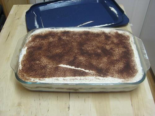 more cocoa powder!