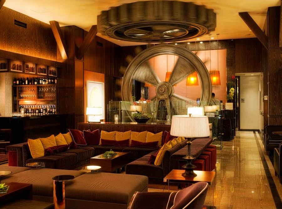 The Bizarre Da Vinci Styled Hotel