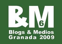 VI Jornadas Blogs y Medios