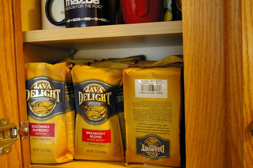 My Coffee Hoard