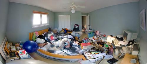 A Very Messy Room