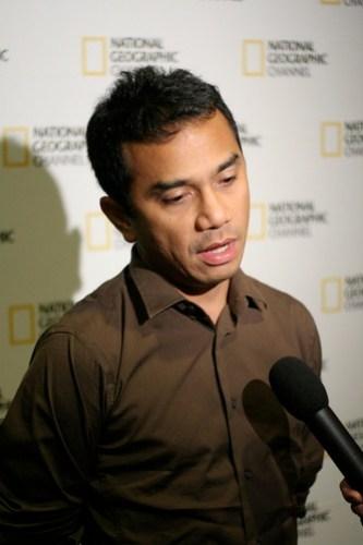 Director Yam Laranas