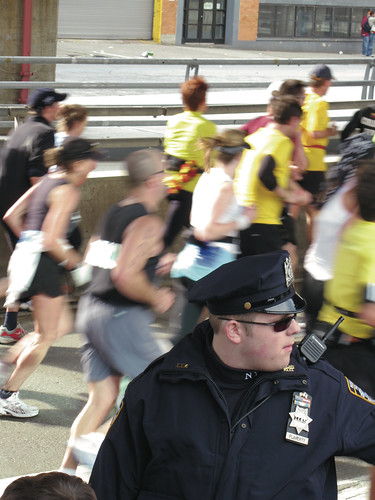 NYC Marathon, 2007 02 by you.