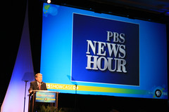 Announcing the PBS NewsHour