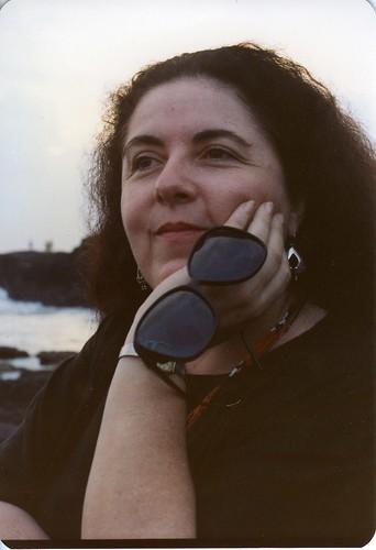 Ann Dunham by katakamikatakami.