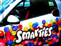Florida - Tampa - Smart Car