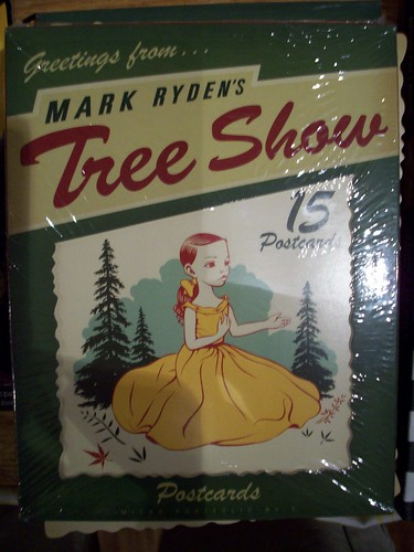 The Tree Show postcards - Mark Ryden